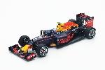 """Spark Red Bull RB 12  2016 Max Verstappen  """"Winnaar Spaanse GP"""" 1:18"""