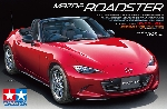 Tamiya Mazda MX-5  Kit Rood 1:24: