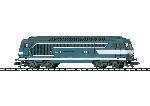 Trix Diesellok BB 67400 SNCF  N