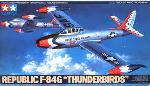 Tamiya Republic F84G Thunderbirds
