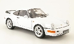 Welly Porsche 964 Turbo 1:18 Wit