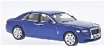 Whitebox Rolls Royce Ghost  Blauw 2009  1:43
