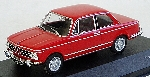 Whitebox BMW 2002 Ti Rood 1968 1:43
