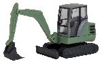 Wiking Schaeff Mini-Bagger  N