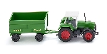 Wiking Fendt Favorit met aanhanger   N