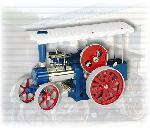 Wilesco Stoomtraktor
