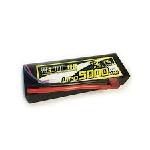 Yellow RC LiPo 5000mAh 7,4V Deans plug